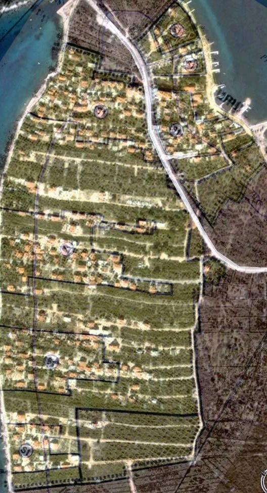 UPU preklopljen satelitskom snimkom